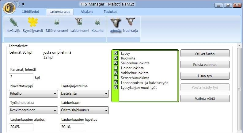 Uudet TTS:n ohjelmaversiot ladattavissa