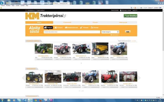 Traktoriporssi