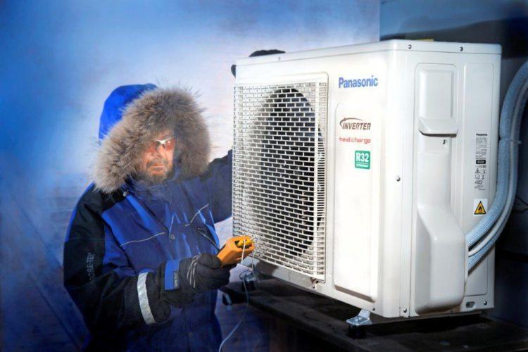 KM testaa: Kylmään ilmaan viritetyt ilmalämpöpumput