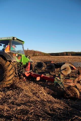 Talikon varresta traktorin rattiin, mikä muuttui?