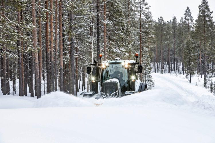 Traktorikaupan hiipuminen jatkuu