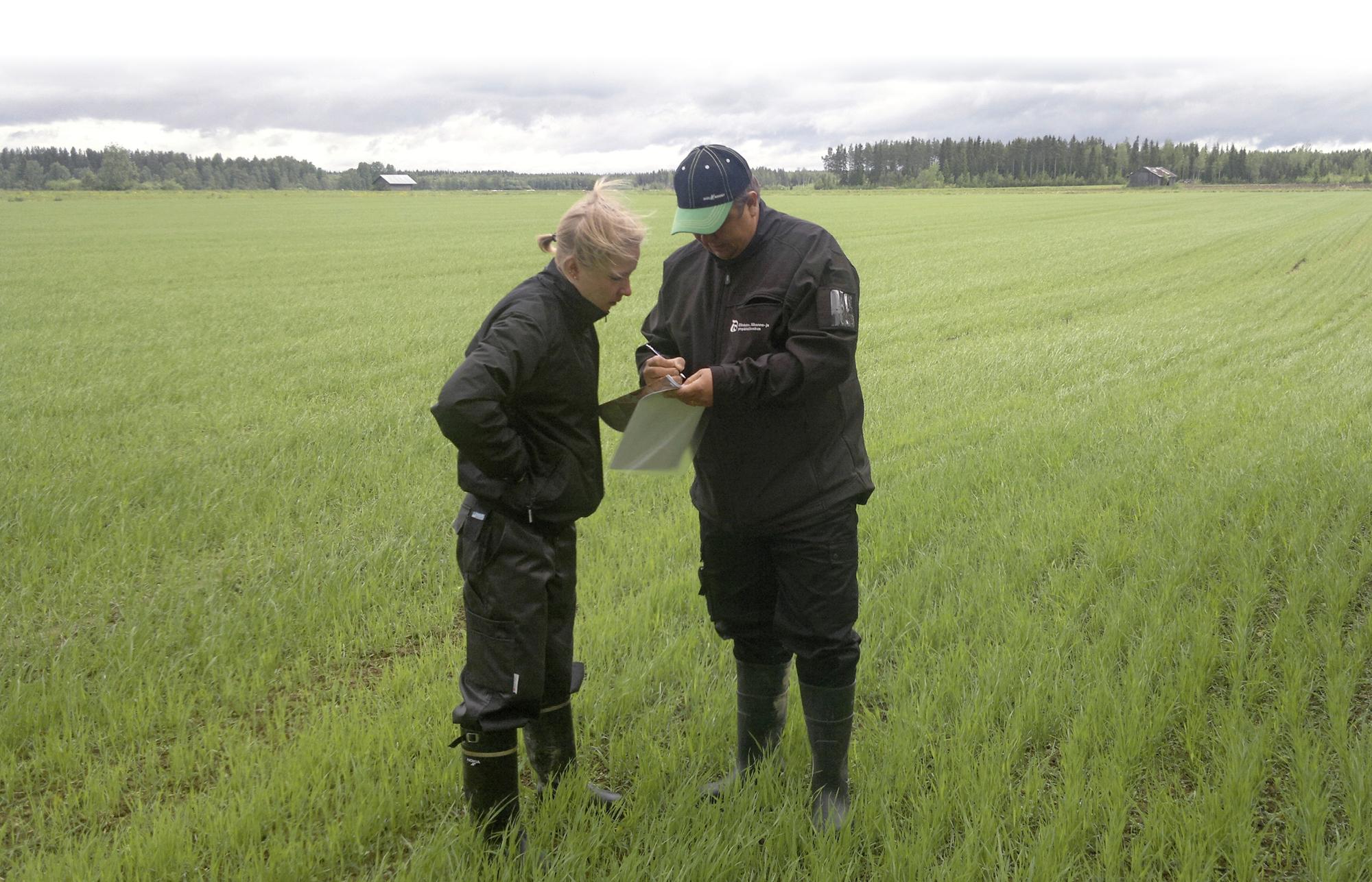 Toteutuuko viljelijän oikeusturva?