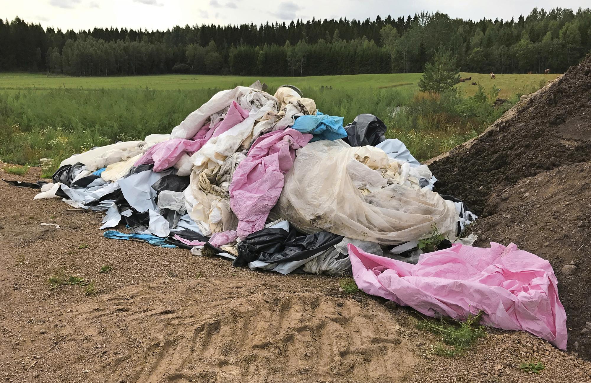 Muovien kierrätyshaasteet