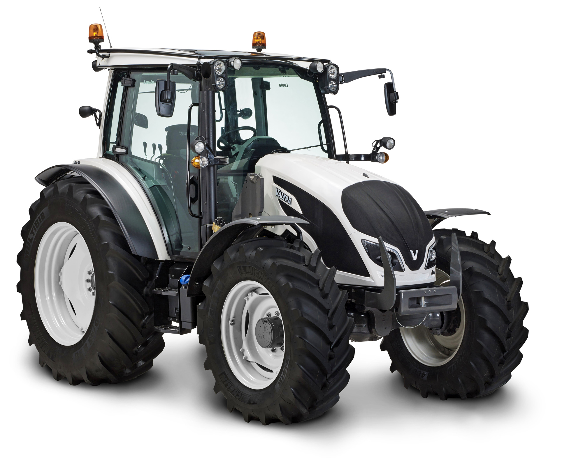 Traktorimyynti kääntyi hienoiseen nousuun